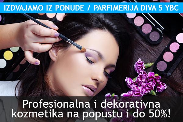 Kozmetika na popustu