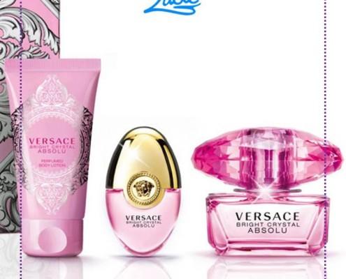 Versace - Bright Crystal Absolu