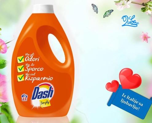 Dash - Simply Liquido