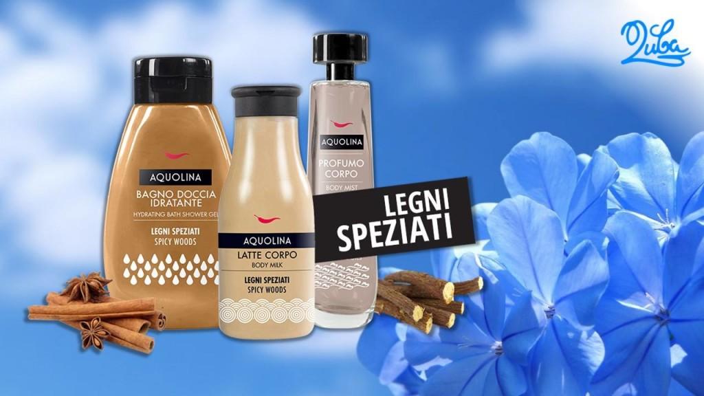 Bagno Doccia Aquolina : Parfimerija diva aquolina u2013 latte & profumo & bagno